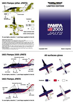 IA-63 Pampa Military Aircraft, Wwii, Planes, Jet, Ships, Colour, Modern, Fighter Jets, Strength