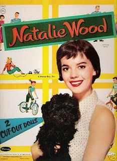 natalie wood paper dolls