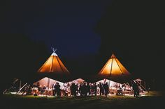 Jemima and Sam's Free Spirited Bohemain Festival Wedding By Paul Underhill Photography