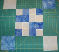 Indestructible Star Tutorial - alpha quilt block: desertskyquilts