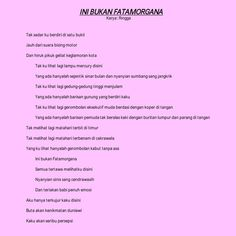 Puisi Negeri (@puisinegeri) | Twitter