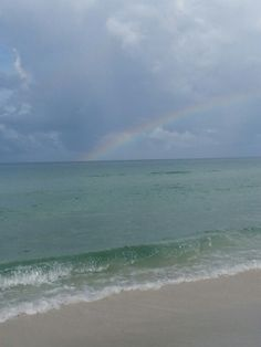Rain or shine.. beautiful!! Panama City Beach 6/2015