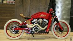 The public chose these three custom, Indian Scouts.   Indian gave dealers around the world an opportunity to customise a Scout. We chose some of our favourites when the thirty five dealer bikes were announced back in January this year. Suffice it to say, pretty muchnone of the bikes that we chose were selected by you – the public that is ...  See http://mofi.re/1Rlc8nm for more.  #Competition, #Custom, #Indian, #Scout