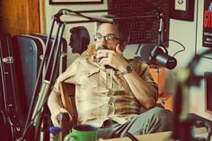 Comedian Marc Maron was close to giving up when he finally found success on his own terms: turning his intense personality into a hit podcast.