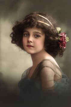 Grete Reinwald (May 25, 1902 – May 24, 1983) was a German stage and film actress.[2] As a child, due to her sweet, appealing features she modeled for many monochrome, hand-tinted and autochrome postcards.