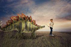 Dinosaurs have arrived on Staten Island-Staten Island Children's Photographer Dinosaur Photo, Moon Photography, Pink Moon, Nyc Photographers, Staten Island, Fun At Work, Photographing Kids, Whimsical, Childhood