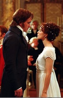 Darcy and Elizabeth so perfect together!