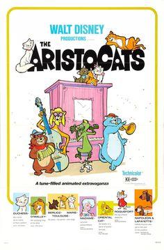 Daily Disney Film 20: The Aristocats