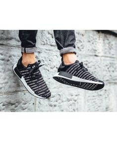 new product d9357 67fef Adidas NMD R1 Primeknit Trainers In Black White Adidas Nmd R1 Pink, Cheap Adidas  Nmd
