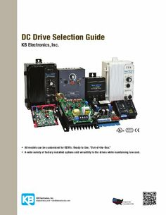 DC Drive Selection Guide