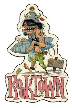 Kooktown Goon Squad on Behance