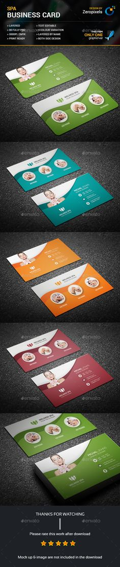 294 best spa business cards images on pinterest business cards etiquette tips on business cards reheart Image collections