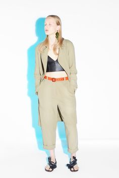 Cédric Charlier Resort 2016 - Collection - Gallery - Style.com
