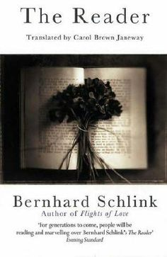 Cover of the Reader by Bernard Schlink