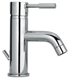 Jewel Faucets Single Lever Handle Lavatory Faucet J16 Series (Brushed Nickel), Brown