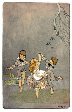 :: Sweet Illustrated Storytime :: Illustration by Katherine Sturges Dodge ::  Winkle Twinke and Lollypop