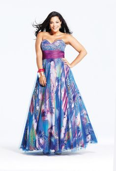 e0d7361c210 Women s plus size gowns-Discount Strapless Hourglass Faviana Plus Size Prom  Dress 9279 For sale