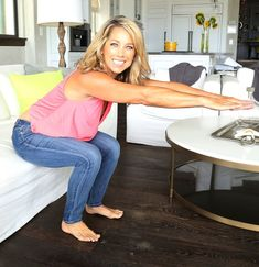 denise austin most nude workout