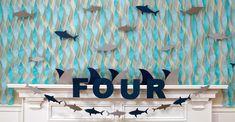 shark invitation - Buscar con Google