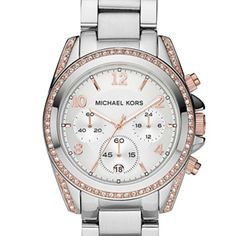 Michael kors watch: Mother's Day, birthday, or just because I love you gift ;)