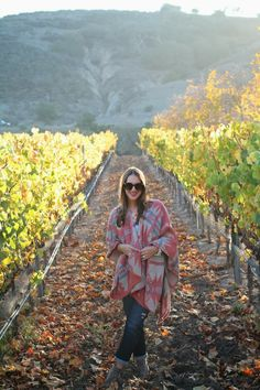 Friday's Five - CBL goes to the vineyards of Santa Ynez Valley! Santa Barbara Vineyards, Carrie Bradshaw Lied, California Apartment, Santa Ynez Valley, Long Weekend, Unique Fashion, Trips, Around The Worlds, Sweater