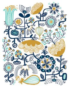 The Flower Machine (Second Edition)   by Sarah Walsh via etsy