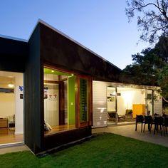 Jenkins House by Reddog Architects: Wavell Heights, QLD www.reddogarchitects.com or @reddogarchitect Photographer: Jon Linkins #Padgram