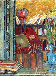 Józef Czapski 1951