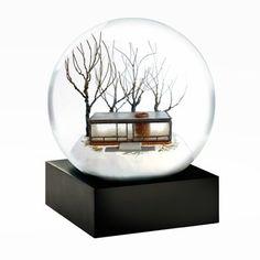 Glass House Snow Globe – Philip Johnson Glass House Online Store