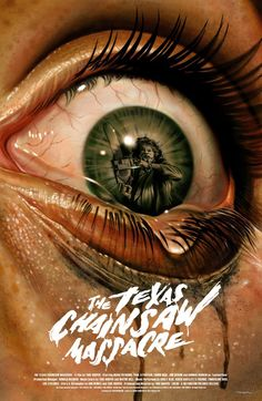 texas chainsaw massacre (poster)
