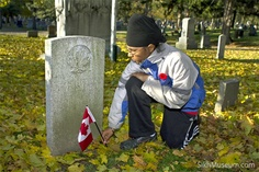 Gone but not forgotten, the grave of Pvt. Buckam Singh, discovered after almost 90 years. He died alone in a military hospital with no family or Sikhs present. Now an Annual Sikh Remembrance Day Ceremony sponsored by SikhMuseum.com is held at his grave every year.