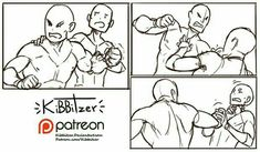 Become a patron of kibbitzer today: Read 420 posts by kibbitzer and get access to exclusive content and experiences on the world's largest membership platform for artists and creators. Figure Drawing Reference, Art Reference Poses, Anatomy Reference, Hand Reference, Poses Manga, Fighting Drawing, Fighting Poses, Poses References, Art Poses