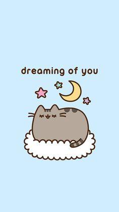 Pusheen: dreaming of you