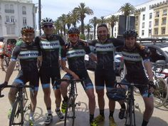 The CMI team at the 2013 UCI 1.2 Challange du Prince.  With Mathieu GIBAUD, Lilien SANVICENT, Simeon GREEN, Mathieu PERGET and Guillaume SOULA  http://www.cmicycling.com/