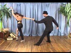 ▶ How to dance Salsa - Advanced - YouTube