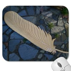 carved wooden feathers - Google Search