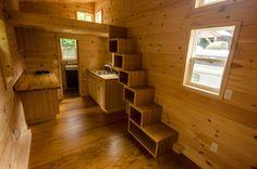 tiny house loft privacy - Google Search