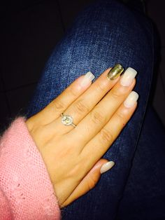 Love the Ring & nails !