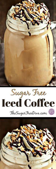 Sugar Free Iced Coff