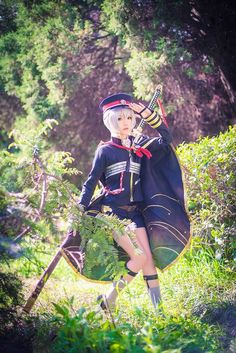Top 4 Characters Cosplay from Touken Ranbu - Rolecosplay