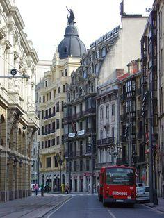 Bilbao by Xabier Abando