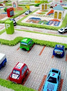 My son has this toy rug and he loves it! http://rstyle.me/n/qxe29nyg6