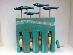 Small fishes, Jane Ryan etsy