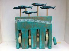 Small fishes, Jane Ryan etsy