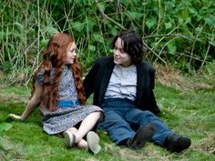 Lily and severus......You can see the love in Severus's eyes. It must be painful to loose the girl of your dreams to your enemy. Especially if you met her first.