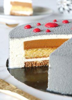 Chefs, Patisserie Cake, Wonderful Recipe, Vanilla Cake, Oreo, Caramel, Sweet Tooth, Dessert Recipes, Food And Drink