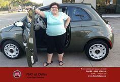https://flic.kr/p/xTJo3a   #HappyBirthday Brenda from Jacqueline Taylor Taylor at Fiat of Dallas!   www.deliverymaxx.com/DealerReviews.aspx?DealerCode=F741