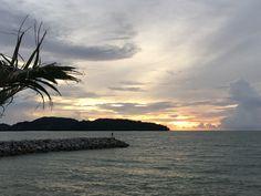 Sunset in Langkawi, Malaysia – Aperture & Wanderlust Sky Bridge, Jet Skies, Perth Australia, Paradise On Earth, Amazing Sunsets, Underwater World, Small Island, Borneo, Archipelago