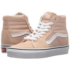 30fedc0249 Vans Skate Shoes These womens vans sneakers are peachy and fly for Spring  and Summer.