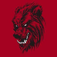 """Black Werebear"" T-Shirts & Hoodies by Chris Wahl | Redbubble"